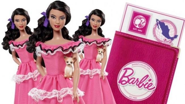 Barbie es portada de famosa revista