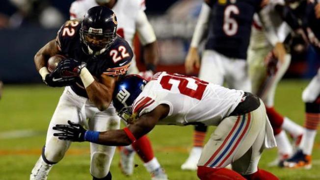 La defensiva salva a los Bears