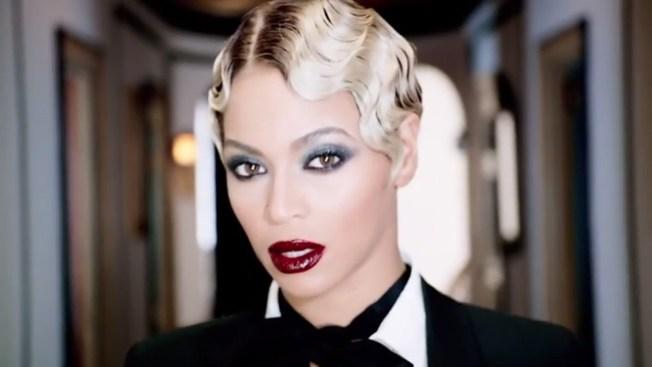 Exhibición de Beyoncé al Salón del Rock