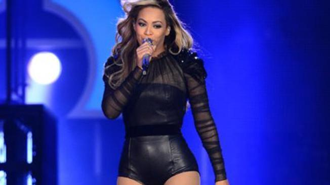 Una sexy Beyoncé enloquece a Londres