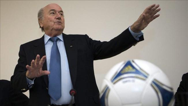 Blatter quiere hablar con Cuba