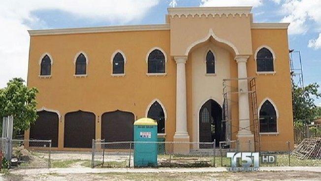 En Westchester: ¿Una mezquita?