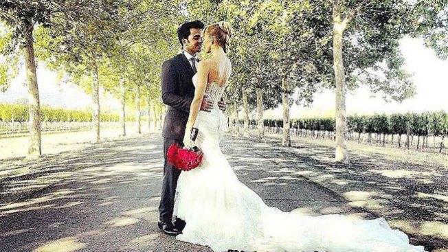 Se casan Luis Fonsi y Águeda López