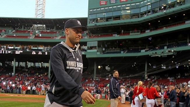 Jeter descansa 1er juego ante Boston