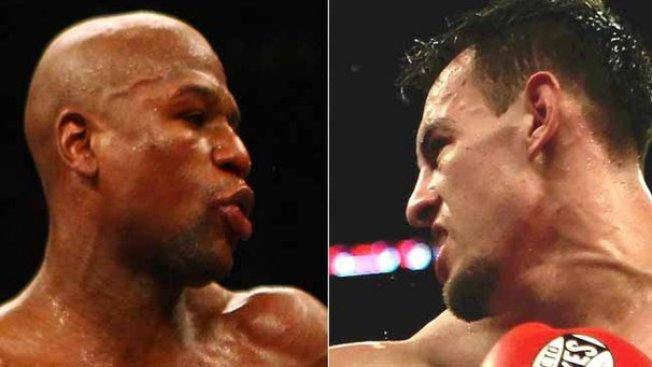 Mayweather VS Guerrero: choque de trenes