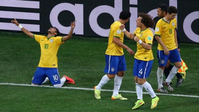 México se enfrenta al gigante de Brasil