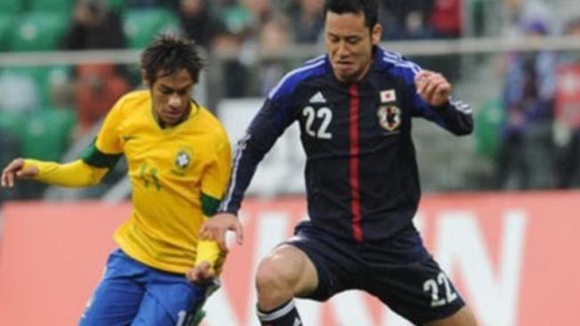 Arranca Confederaciones: Brasil vs Japón