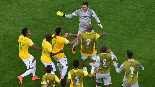 Mundial: Brasil-Alemania, al rojo vivo