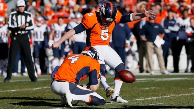 Broncos dejan ir a Matt Prater