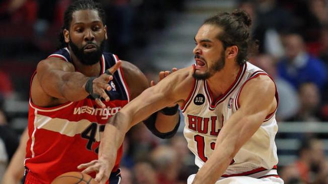 Wizards eliminan a los Bulls
