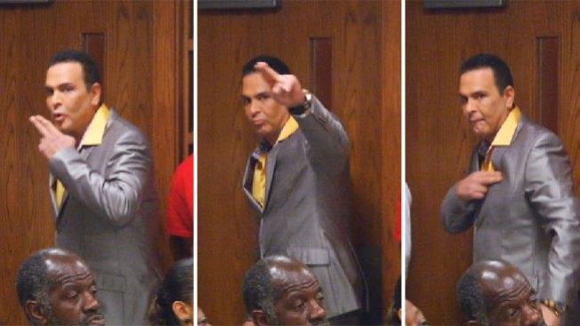 Cairo ante el juez ¡tira un beso!