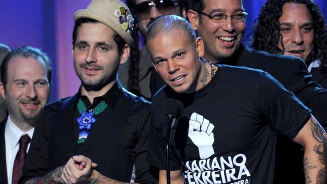 ¿Quiénes son los latinos nominados a los Grammy 2012?