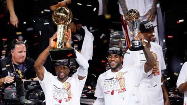 La NBA presenta a sus estrellas