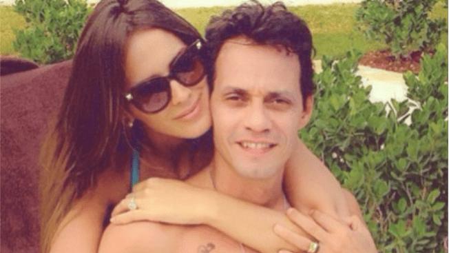 Marc y Shannon: Son marido y mujer