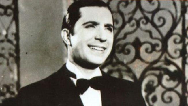 De cumpleaños Carlos Gardel