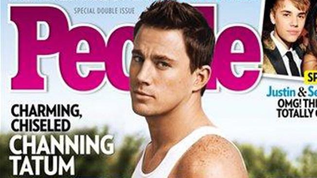 Channing Tatum, ¡el más sexy!