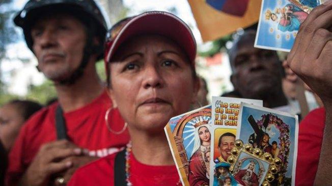 Chávez al quirófano