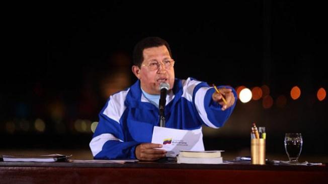 Chávez. ¿con miedo al debate?
