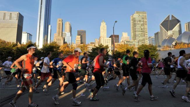 Maratón de Chicago en vivo aquí