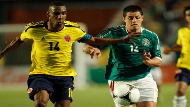 México vs. EEUU en el Azteca