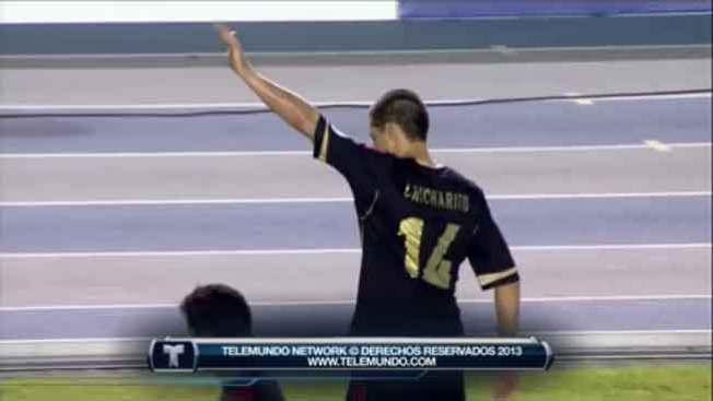 Argentina pierde clara oportunidad de gol