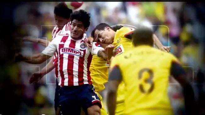 América gana ante Chivas 2-0