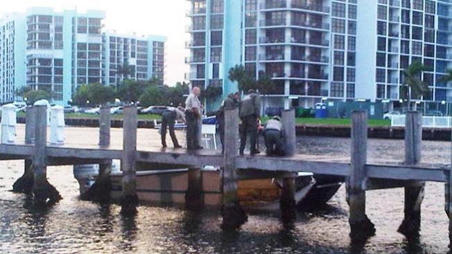 Un hombre muere en un accidente de bote
