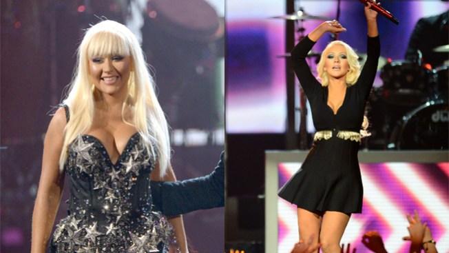 Así bajó de peso Christina Aguilera
