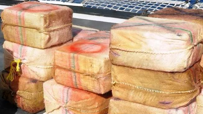 Incautan 43 millones en cocaína
