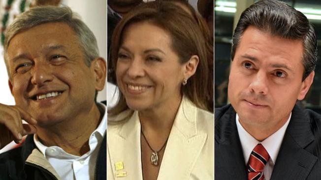 Listo México para primer debate