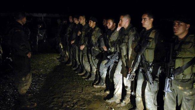 Las FARC matan a  6 policías