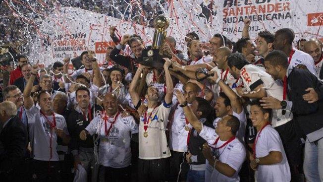 Corinthians gana la Recopa