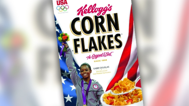 Del podio a la caja de cereal