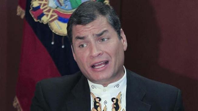 Ecuador no va a la Cumbre