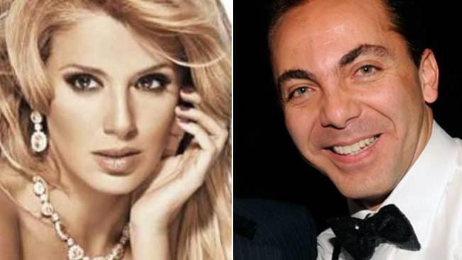 Cristian Castro y Malillany Marín, ¡romance!