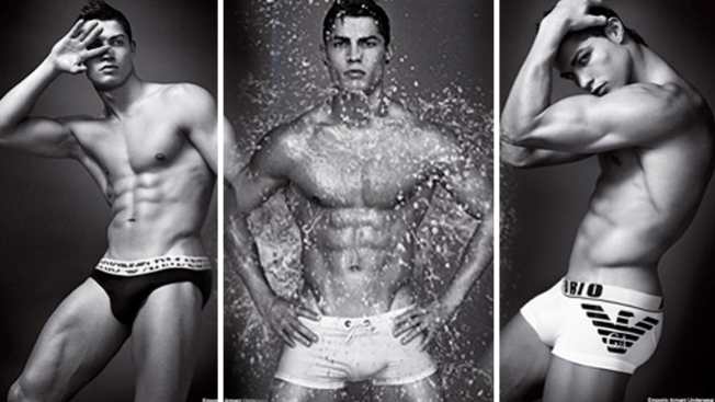 Ronaldo, en Bali pero no de vacaciones