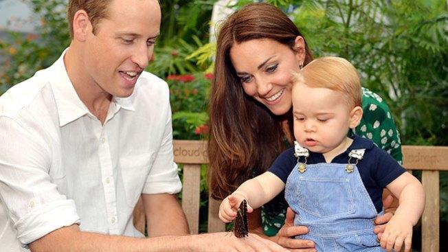 Príncipe George está de cumpleaños