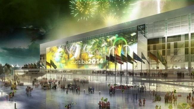 Curitiba sí será sede del Mundial 2014