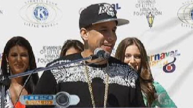 Daddy Yankee, rey del Carnaval 2014