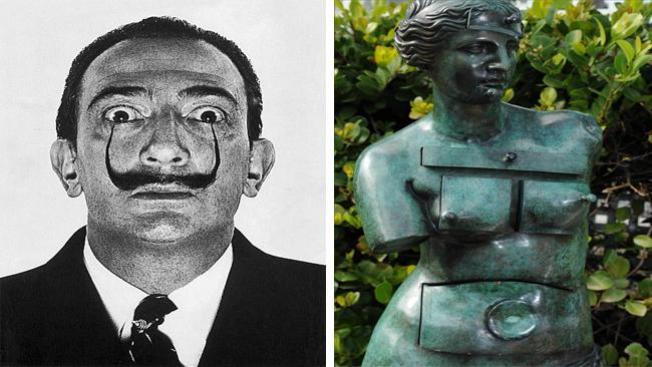 Dalí en Miami