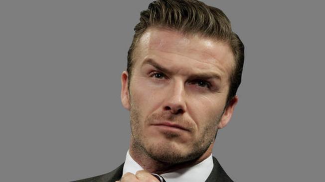 """Beckham rechaza a """"irrespetuosos"""""""