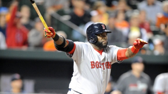 """Big Papi"" impone récord en Baltimore"