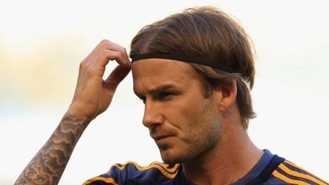 Beckham no fichará por el Paris Saint Germain