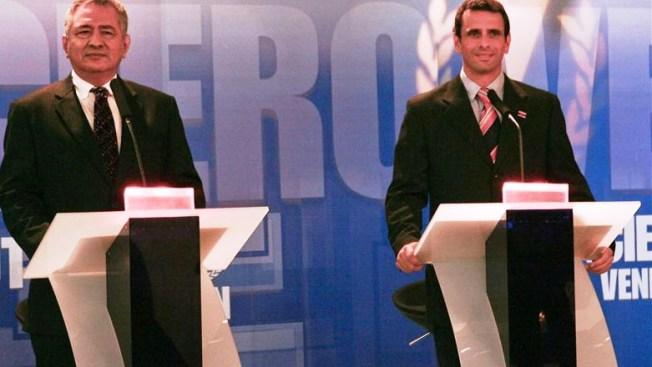 Capriles ganador del debate de oposición en Venezuela