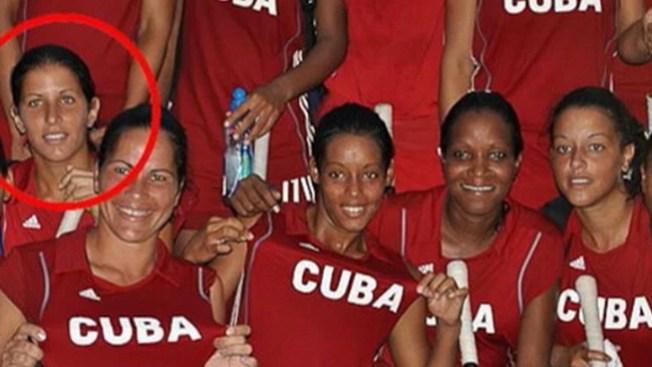 Desertan jugadoras cubanas de hockey
