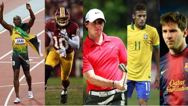 Los deportistas más rentables del planeta