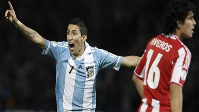 Argentina derrotó a Paraguay