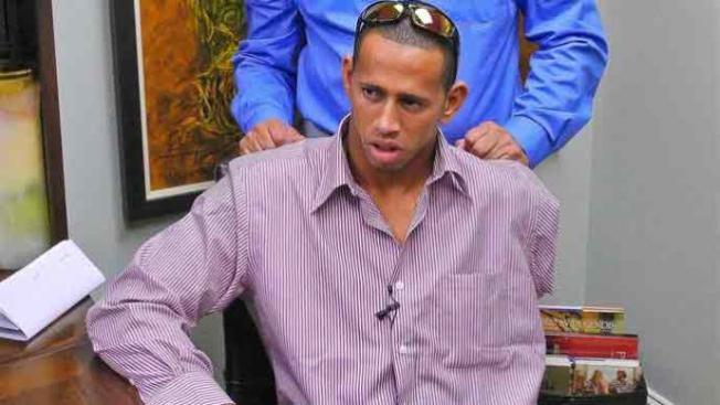 Medallista cubano discapacitado emprende travesía a EE.UU.