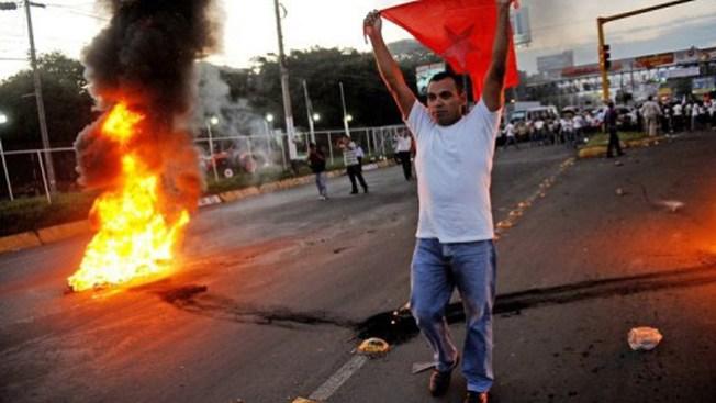 Mueren cuatro por disturbios en Nicaragua