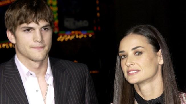 Divorcio: Demi Moore y Ashton Kutcher